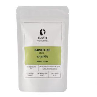 Zielona herbata Darjeeling FTGFOP 1