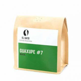 Kawa ziarnista z Brazylii Guaxupe